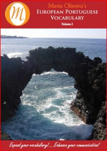 European Portuguese Vocabulary Volume 2