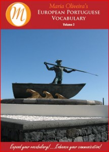 European Portuguese Vocabulary Volume 3